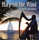 Harp on the Wind CD by Steve Allerton