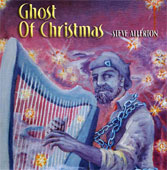 Ghost of Christmas CD by Steve Allerton